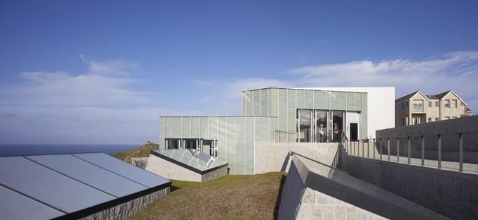 Jamie Fobert Architects la nouvelle Tate St Ives Cornouailles