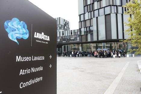 Cino Zucchi, Ferran Adrià et Federico Zanasi, Dante Ferretti et Ralph Appelbaum pour Nuvola Lavazza à Turin