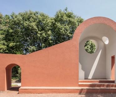 Vatican Chapels visitons le pavillons du Saint Siège à la Biennale de Venise