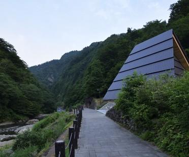 Dominique Perrault Architecture et MAD à la Echigo-Tsumari Triennale
