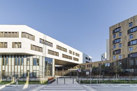 Brenac & Gonzalez & Associés Lycée La Plaine Saint Denis