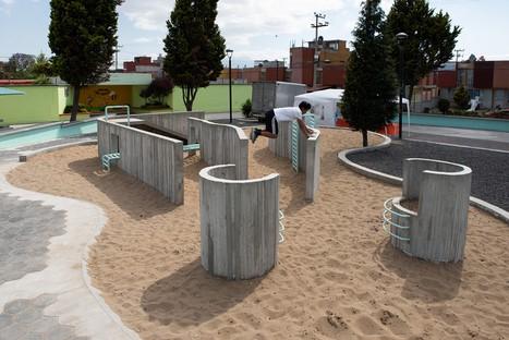Deux projets urbains de Francisco Pardo Arquitecto au Mexique