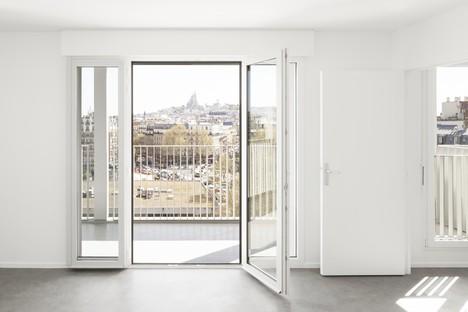 Hardel Le Bihan Logements sociaux à Paris