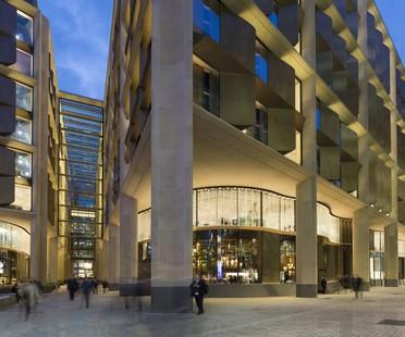 Le RIBA Stirling Prize 2018 revient à Bloomberg de Foster + Partners