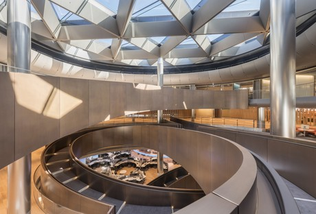 Le RIBA Stirling Prize 2018 revient à Bloomberg de Foster + Partners