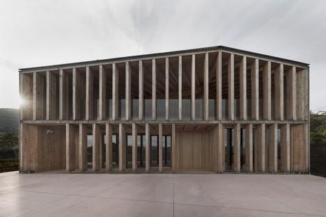 Médaille d'Or de l'Architecture Italienne 2018