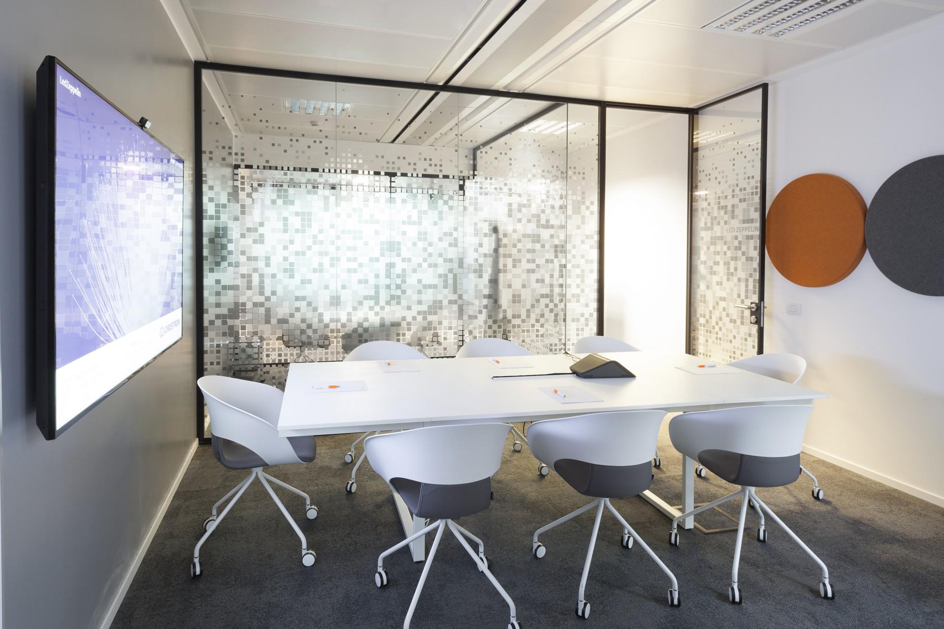 Progetto cmr u2013 massimo roj architects bureaux modernes a; milan