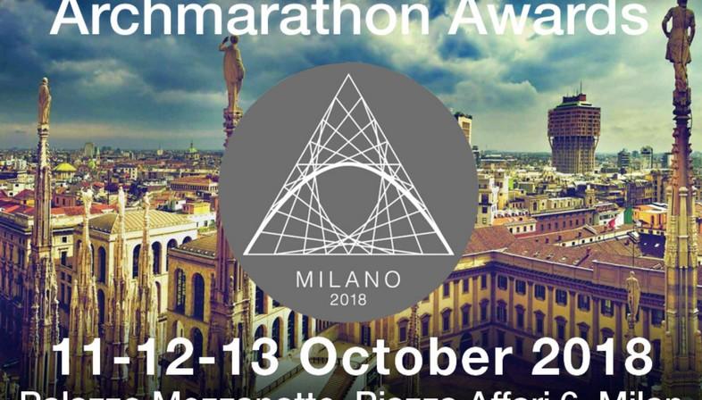 MVRDV et Francisco Pardo remportent l'ARCHMARATHON Awards 2018