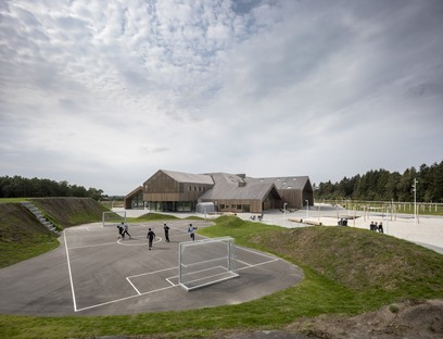 C.F. Møller Architects The Heart à Ikast Danemark