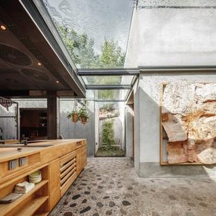 BIG Bjarke Ingels Group réalise un village restaurant