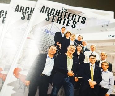 SpazioFMG accueille Tomas Rossant dans le cadre de « The Architects Series »