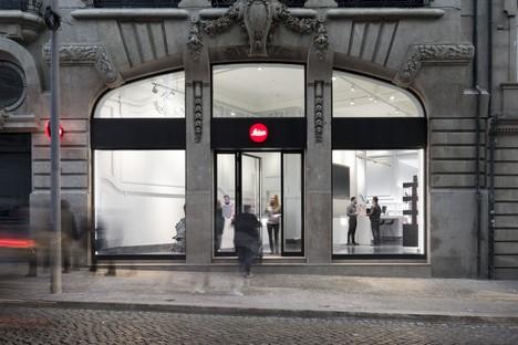 DC10 Architects Store Leica Milan Turin Rome Porto