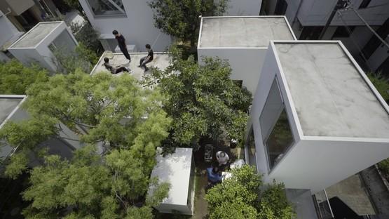 Cinéma et architecture CSAC Parme Ila Bêka et Louise Lemoine