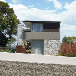 Architecture résidentielle et eau Luigi Rosselli Architects Bridge Building
