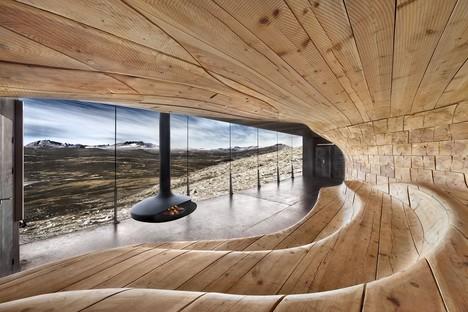 Exposition Ken Schluchtmann Architecture et paysage en Norvège