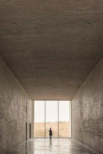 KAAN Architecten Crématorium Siesegem à Aalst en Belgique