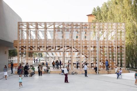 Map Studio et Orizzontale «Architetto Italiano» et «Giovane talento dell'Architettura italiana» 2018