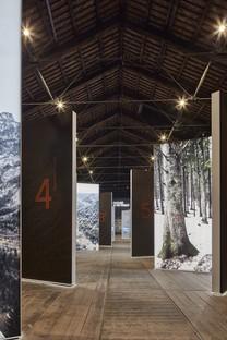 L'avenir d'Arcipelago Italia – Mario Cucinella Pavillon Italie à la Biennale d'Architecture 2018