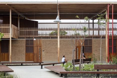 Le RIBA International Prize 2018 revient au Children Village des cabinets Aleph Zero et Rosenbaum