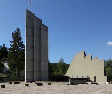 La longue histoire de l'église conçue par Alvar Aalto à Riola