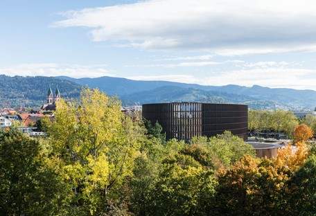 Ingenhoven Architects Freiburg Town Hall Fribourg