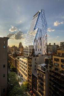 35XV un gratte-ciel pailleté à Manhattan de FXCollaborative