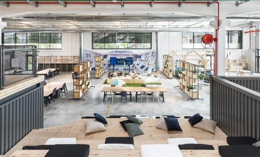 DEGW de Lombardini22 signe l'Innovation Factory Electrolux