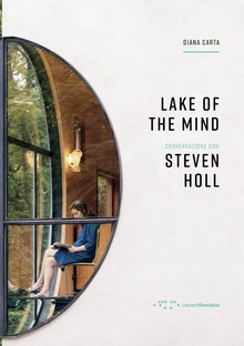 Livre Lake of the mind - Conversation avec Steven Holl