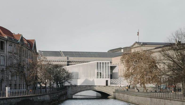 David Chipperfield Architects James Simon Galerie Berlin