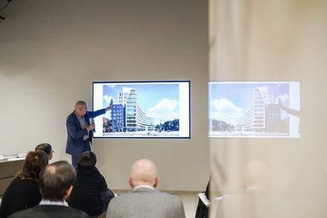 Dan Kaplan au SpazioFMG, les architectures de FXCollaborative