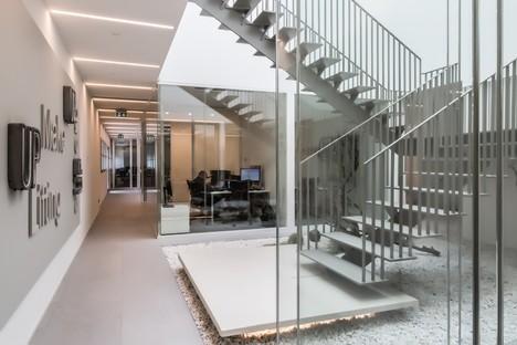 iarchitects signe le nouveau siège iconique de Gotha Cosmetics