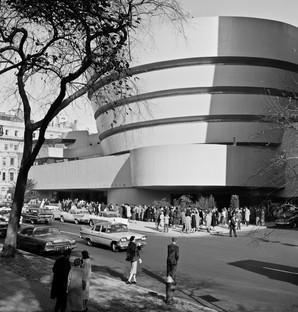 Le Guggenheim Museum de Frank Lloyd Wright fête ses 60 ans