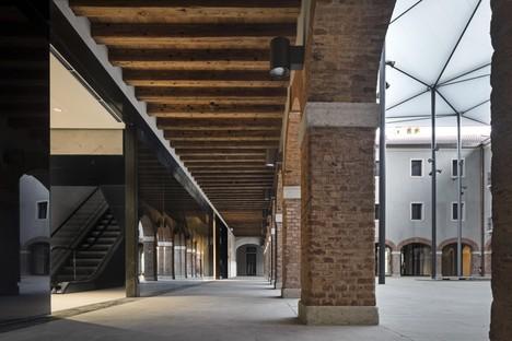 Sauerbruch Hutton M9, le musée multimédia du XXe siècle de Venise Mestre