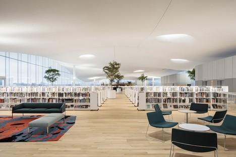 ALA Architects Helsinki Central Library Oodi et les Architectures pour la culture en Finlande