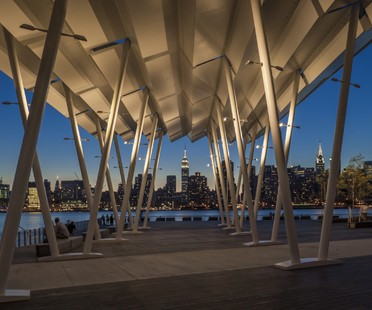 WEISS/MANFREDI au SpazioFMGperl'Architettura dans le cadre de The Architects Series