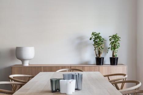Cabinet DiDeA nouveau visage pour un intérieur résidentiel à Palerme