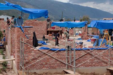 CODE et Ralf Pasel Boarding School Bella Vista Agronomy Campus Bolivie