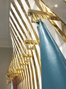 Aquilialberg Architects, un nouvel atelier et une nouvelle image pour le site de production de Conceria Superior