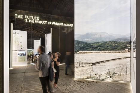 Alessandro Melis commissaire Pavillon Italie à la Biennale d'Architecture de Venise
