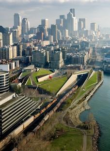 Weiss Manfredi et l'Olympic Sculpture Park de Seattle