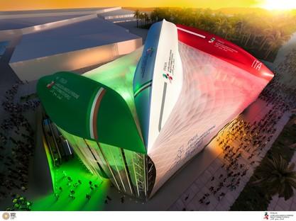 Pavillon Italie La Bellezza della Creatività Expo 2020 Dubai