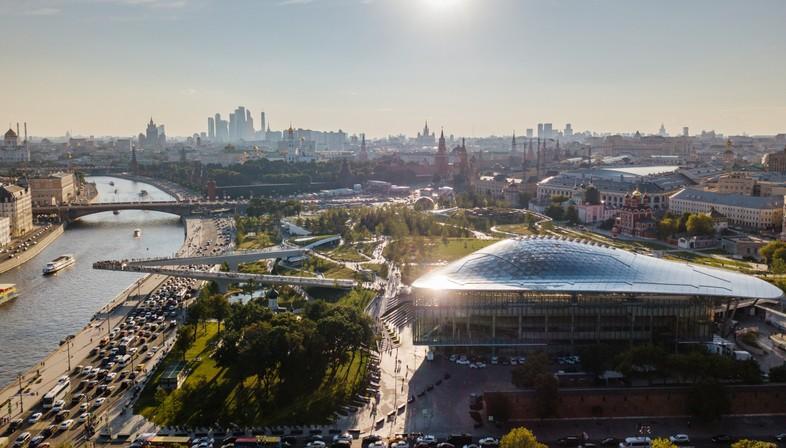 MIPIM Awards Prix Spécial du jury Park Zaryadye à Moscou