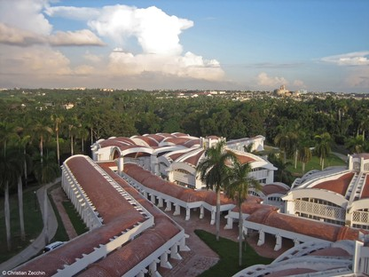 Pavillon Cuba à la XXIIe Exposition Internationale de la Triennale de Milan