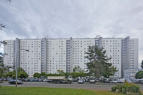 Transformation de 530 logements - Grand Parc Bordeaux remporte l'EU Mies Award