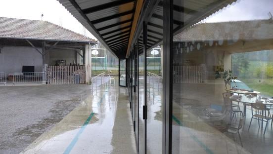 Le nouveau réfectoire E26 du cabinet BAST est nommé Architecture Émergente 2019