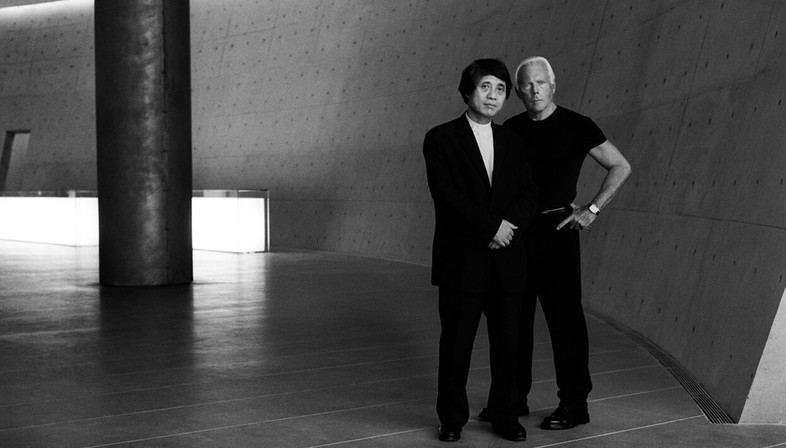 Exposition Tadao Ando the Challenge Armani Silos Milan