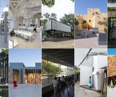 20 architectures en lice pour l'Aga Khan Award for Architecture 2019