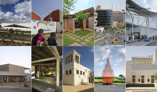 20 architectures en lice pour l'Aga Khan Award for Architecture 2019