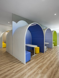Vudafieri-Saverino Partners Architectures pour enfants en Chine