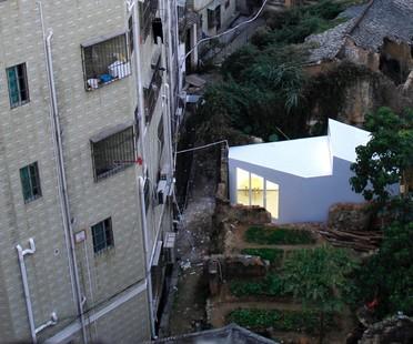 People's Architecture Office Courtyard House Plugin Pékin